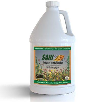 Nettoyant pour salle de bain Sani-Bio