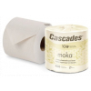 Papier hygiénique standard, Moka, 2 plis, 80 rouleaux, 400 feuilles Cascades PRO B400