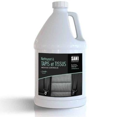Nettoyant à tapis et tissus