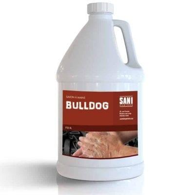 Savon à mains Bulldog