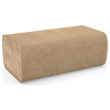 Papier à main brun à pli simple, 16 paquets, 250 feuilles Cascades PRO Select H165
