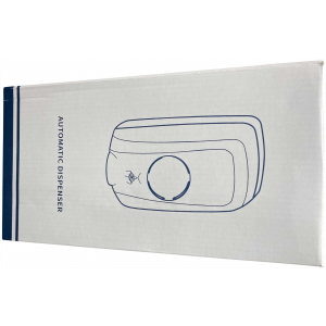 Distributrice automatique pour gel antiseptique ou savon en lotion