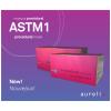Masque chirurgical/médical bleu à boucles auriculaires ASTM 1 F2100 (Fait au Canada)